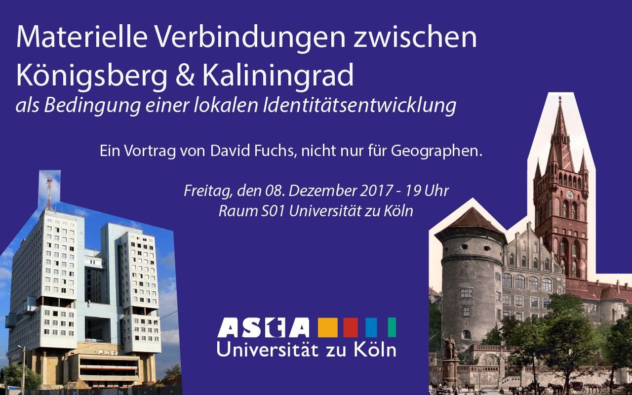 Vortrag Mit Diskussion Von David Fuchs Materielle
