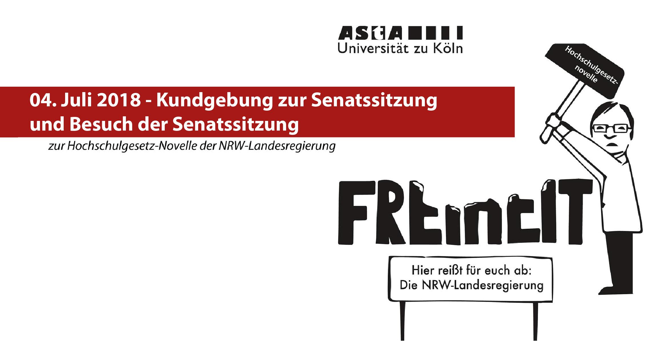Uni Köln Asta